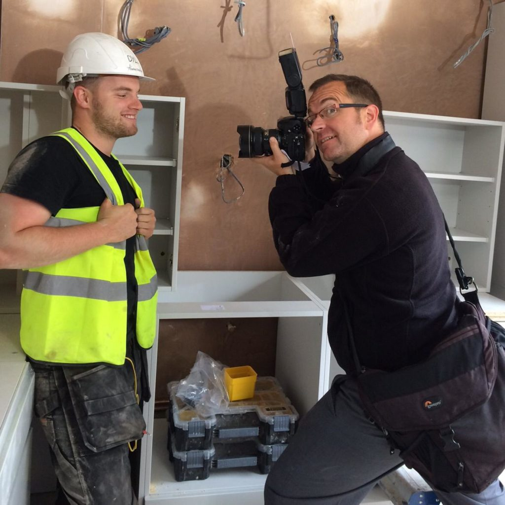 DIY SOS : Dylan of Starkey Electrical Limited