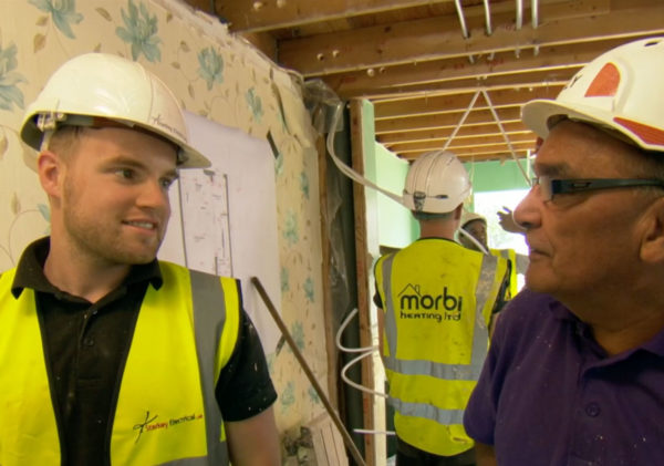 DIY SOS : Dylan and Billy