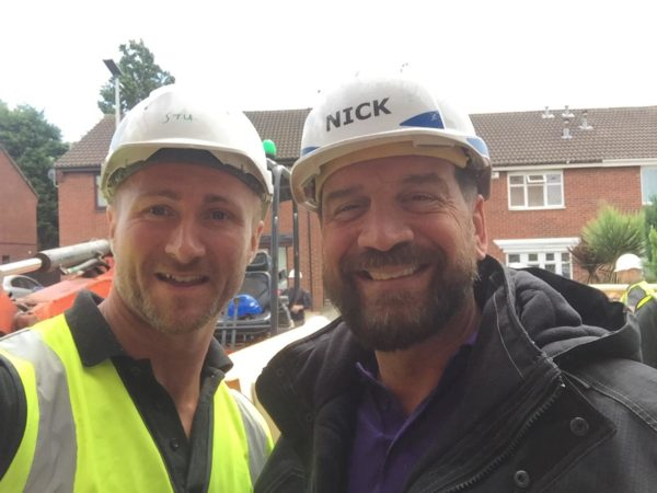 DIY SOS: Stuart Starkey of Starkey Electrical Limited