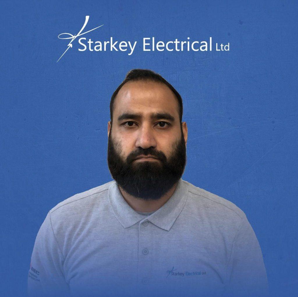 Imrane Mushtaq - Senior Electrician