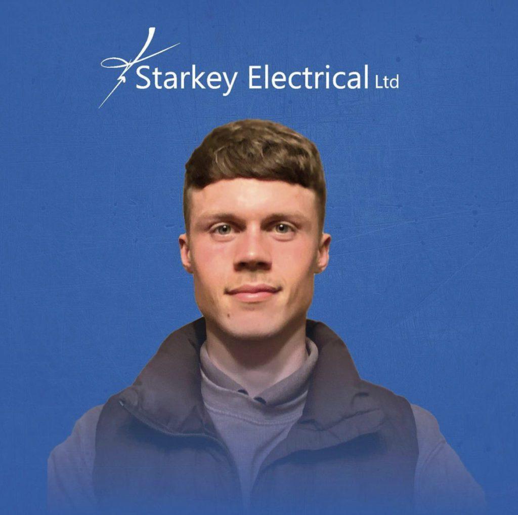 Kieren Burke - Electrician