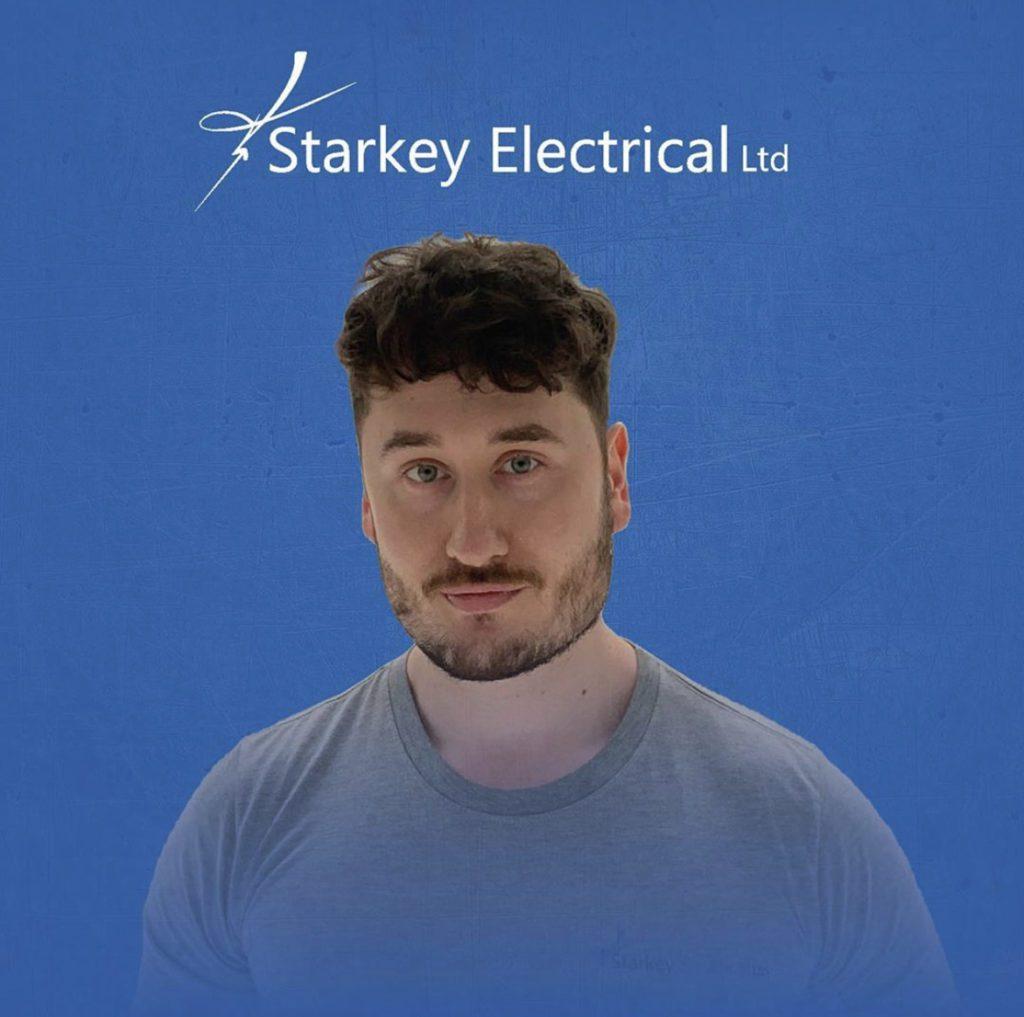 James Green - Apprentice Electrician