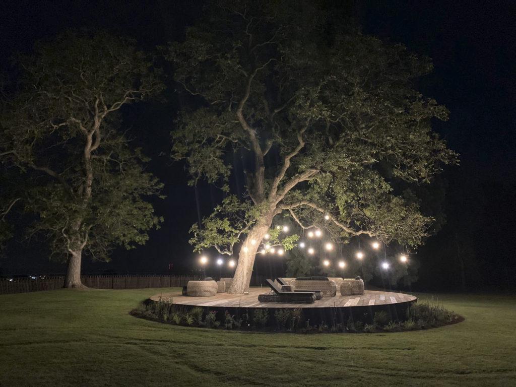 Lighting Design - Outdoor Lighting
